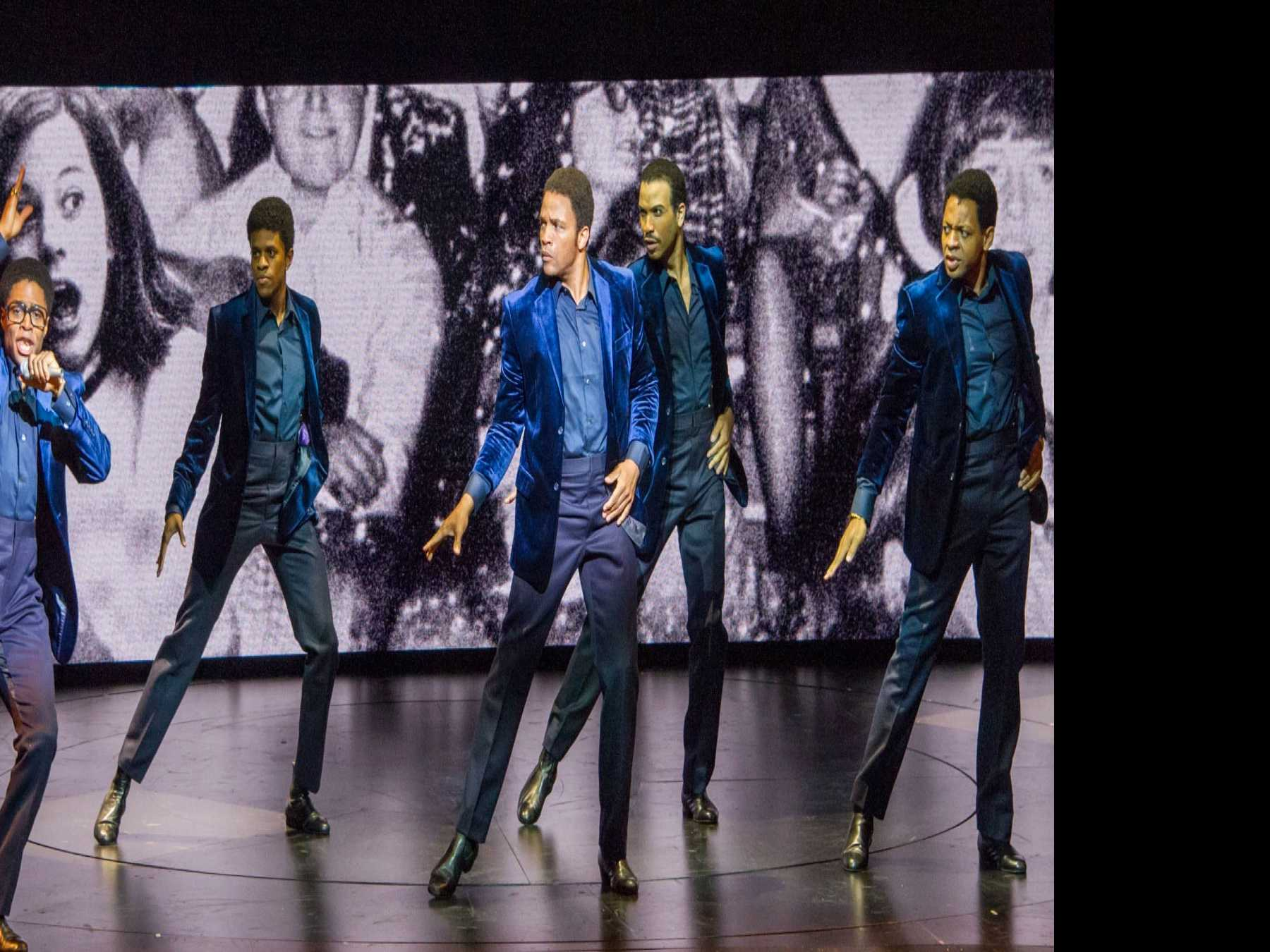Review :: Ain't Too Proud: The Life and Times of The Temptations
