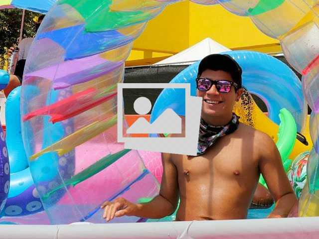 SummerTramp Pool Party @ DTLA Proud :: August 25 - 26, 2018