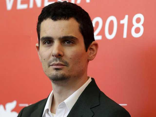 In Venice Hit 'First Man,' Another Day of Sun for Chazelle