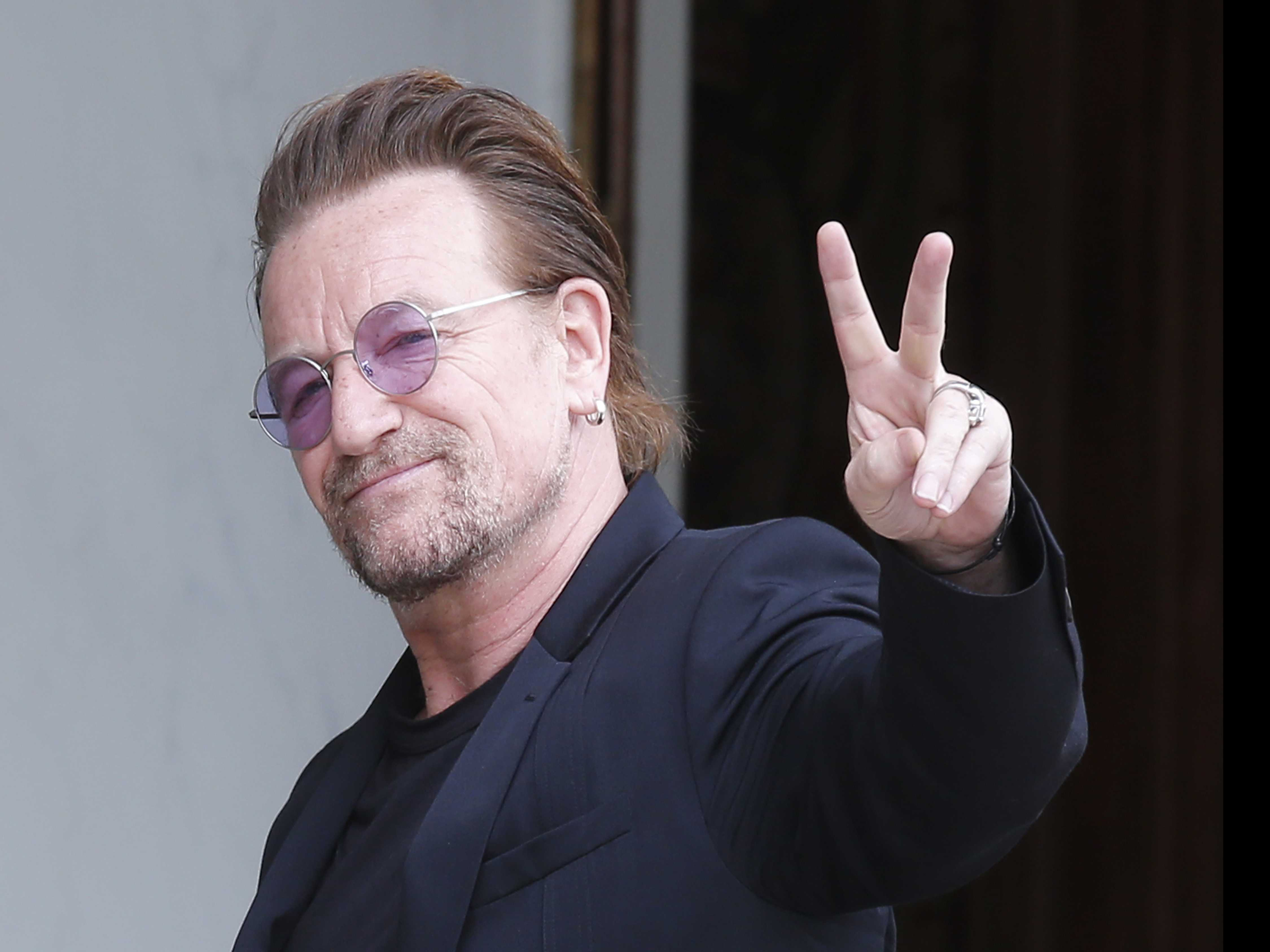 U2 Concert Ends Early After Bono Loses Voice in Berlin
