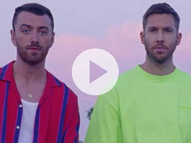 Watch: Sam Smith & Calvin Harris Release Vid for New Song 'Promises'