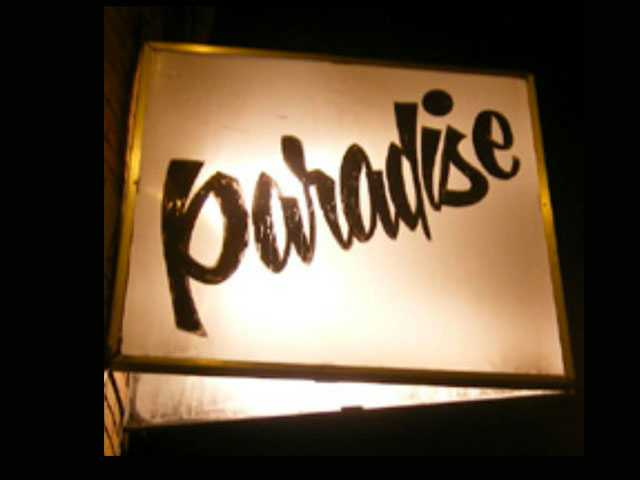 Cambridge's Paradise To Close on September 16