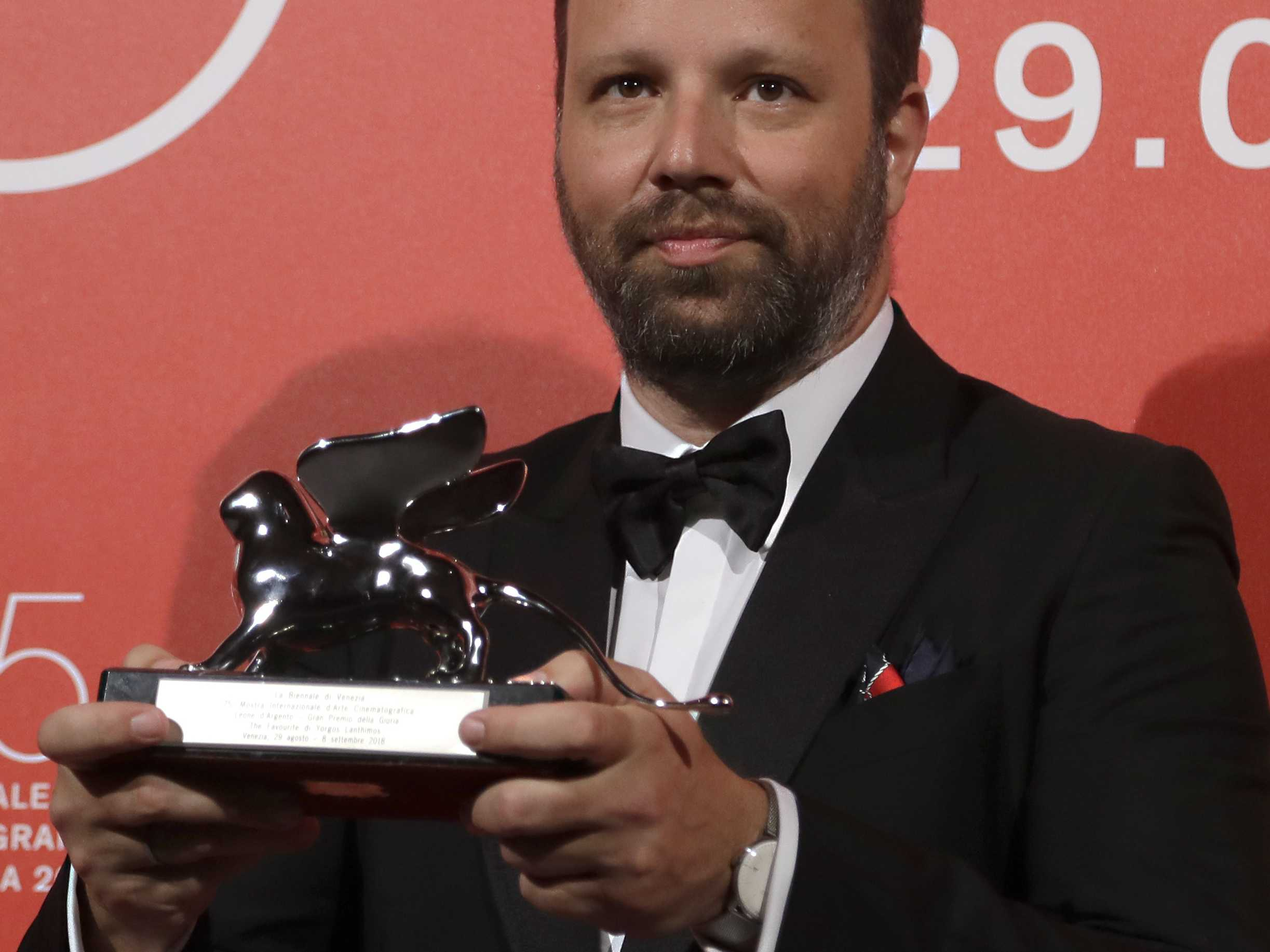 Mexican Director Cuaron's 'Roma' Wins Top Prize at Venice