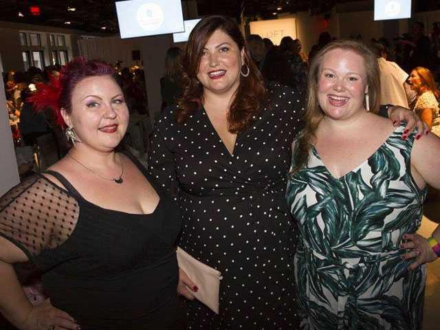 Women Celebrate Size Inclusivity at Alternative Fashion Week