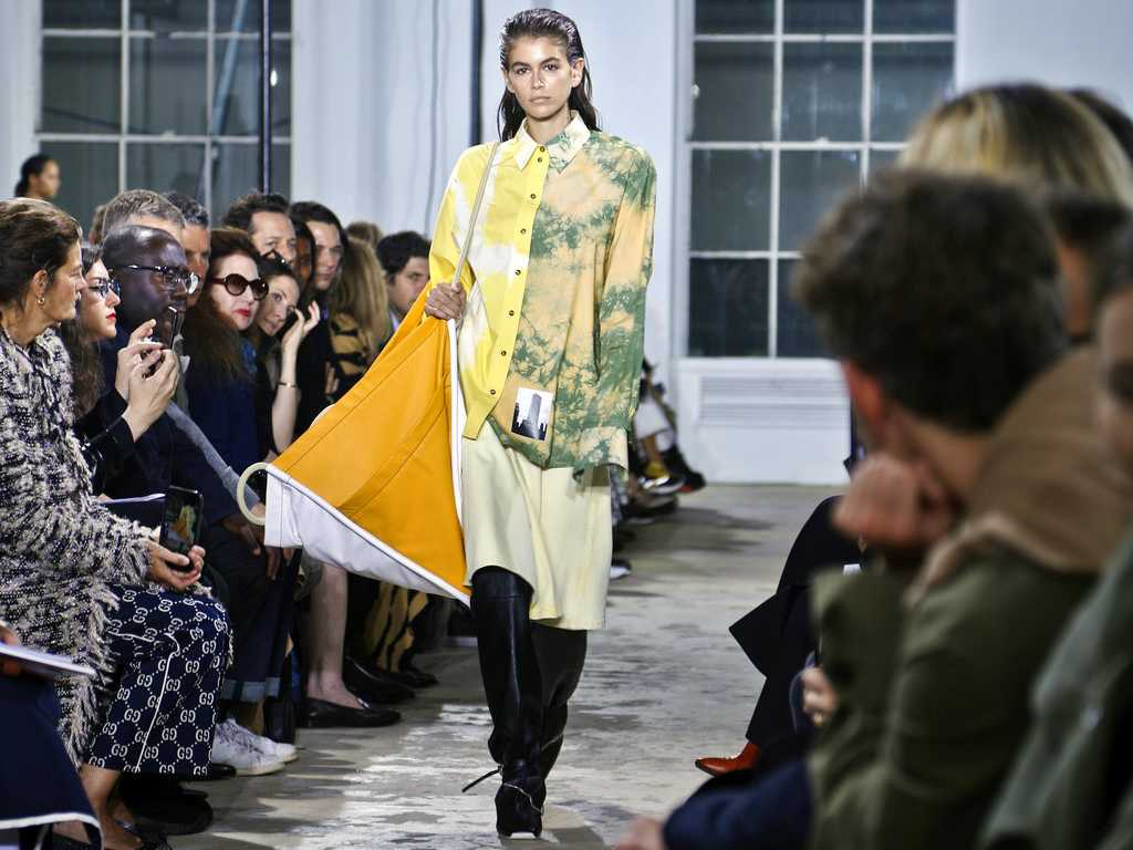 Back From Paris, Proenza Schouler Designers Go All-American