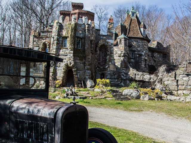 7 Scary Finds on New York's Haunted History Trail