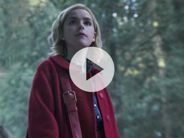 Watch: Netflix Releases Freaky Trailer for 'Chilling Adventures of Sabrina'