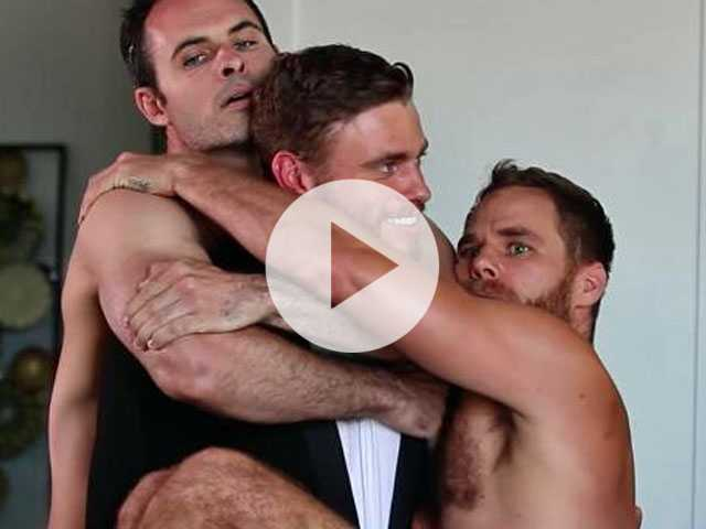 Watch: Actor Matt Wilaks Enlists BF Gus Kenworthy for His Sketch Comedy Series Preview