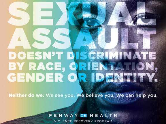 Violence Recovery Program at Fenway Health Raises Awareness of LGBTQ Sexual Assault Survivors with the #UsToo Campaign