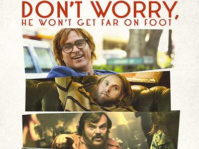 Review :: Don't Worry, He Won't Get That Far On Foot
