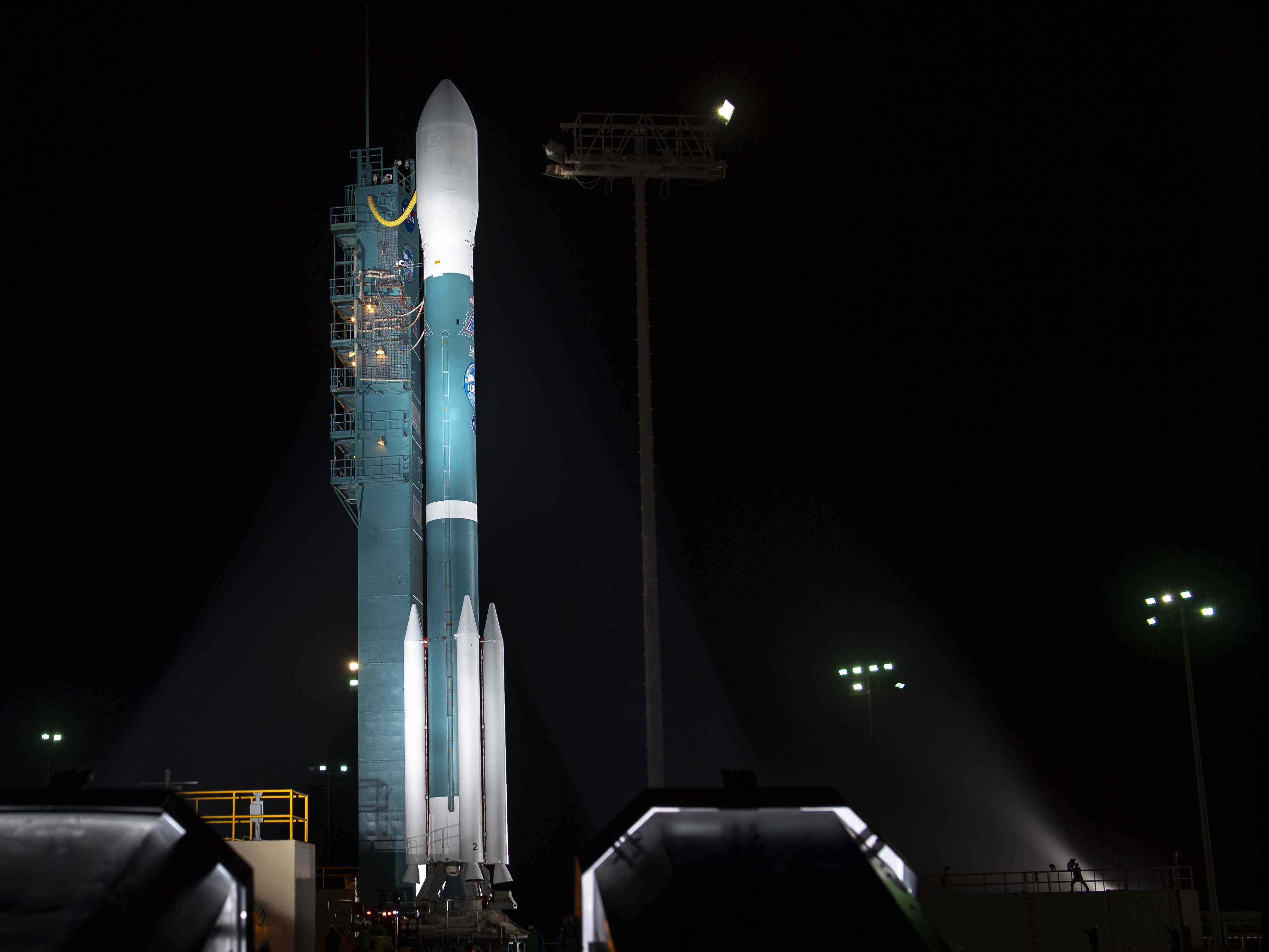 NASA Satellite Launched to Measure Earth's Ice Changes
