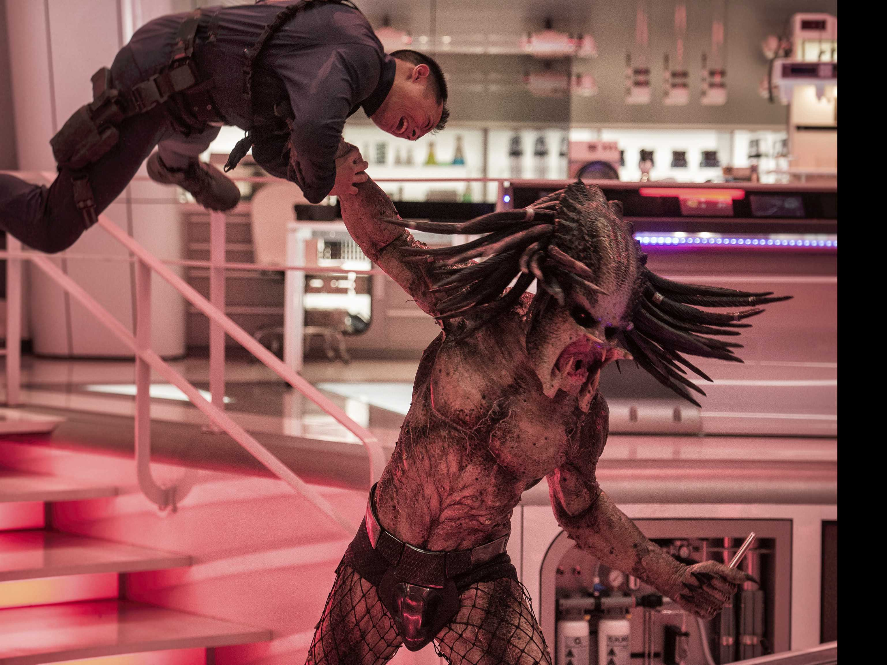 'The Predator' Gobbles Up Competition At Box Office