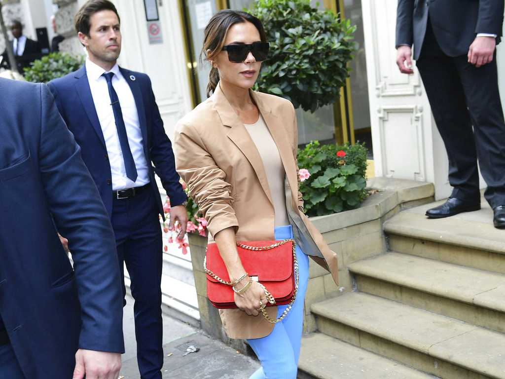 London Fashion: Beckham Comes Mome; Mouret Shows 'New Sexy'