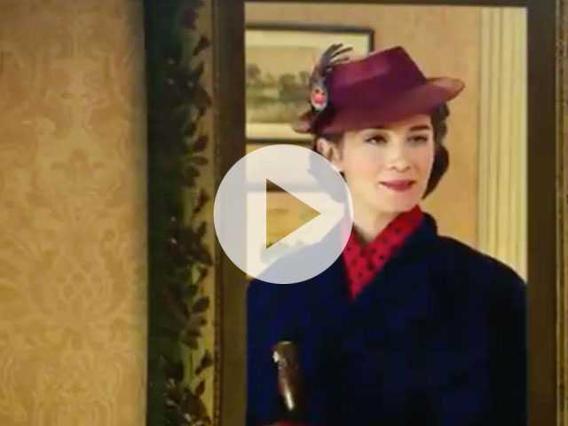 Watch: Get Your First Look at 'Mary Poppins Returns' with New Trailer