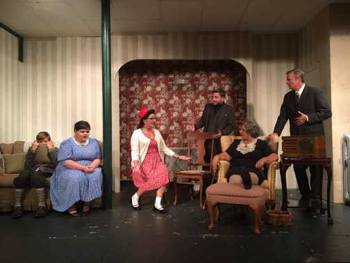 Review :: Lost In Yonkers