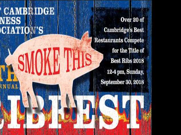 Ninth Annual Smoke This Ribfest :: East Cambridge's Culinary Showdown