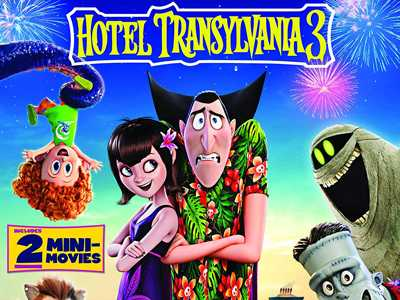 Review :: Hotel Transylvania 3