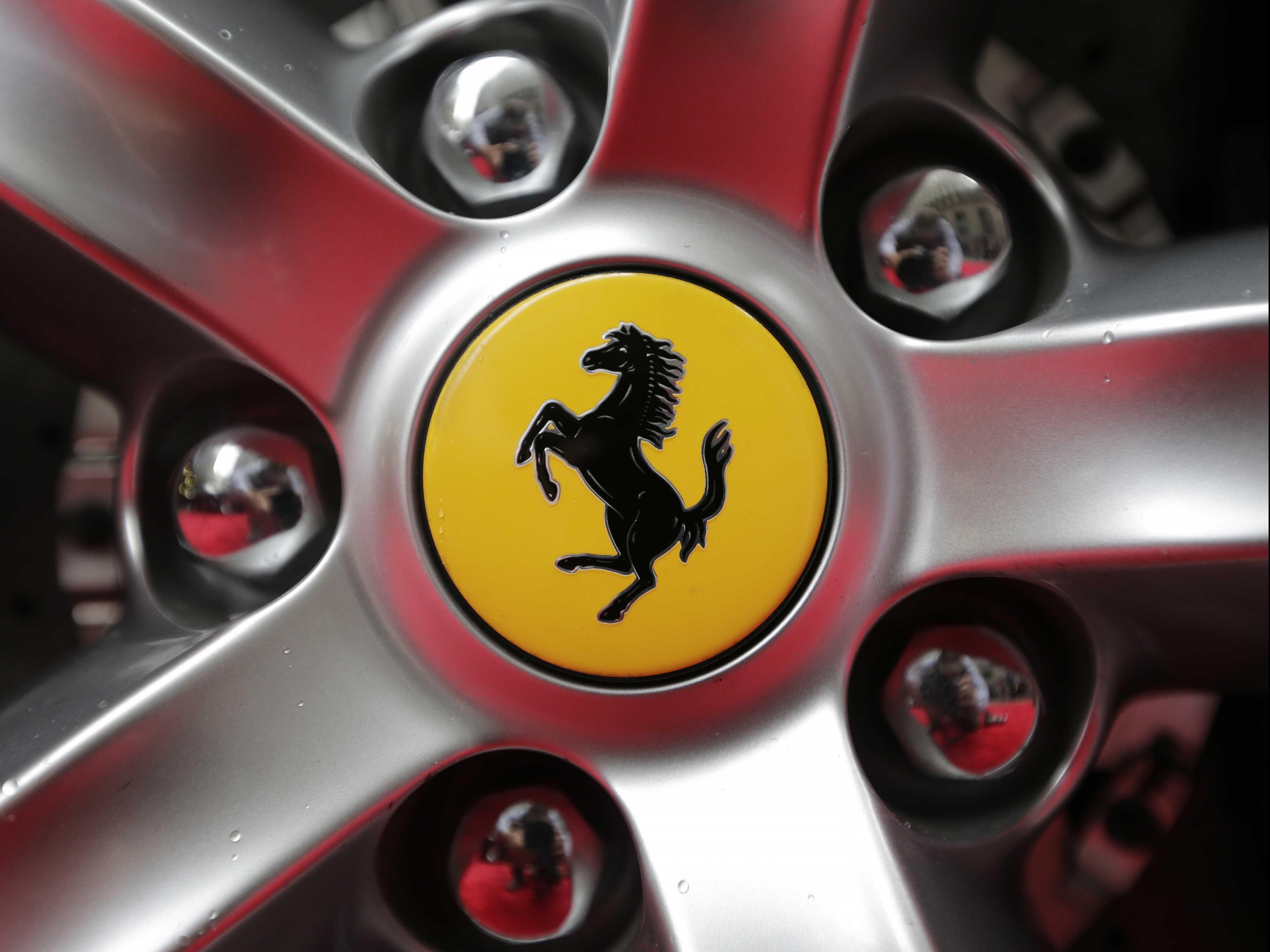 Ferrari Unveils Open-Cockpit Model as It Outlines New Plans