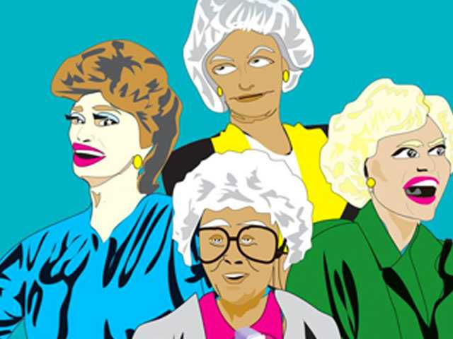 Catch an All New 'Golden Girls' Episode at Club Café (This One with 'Dirty Secrets')