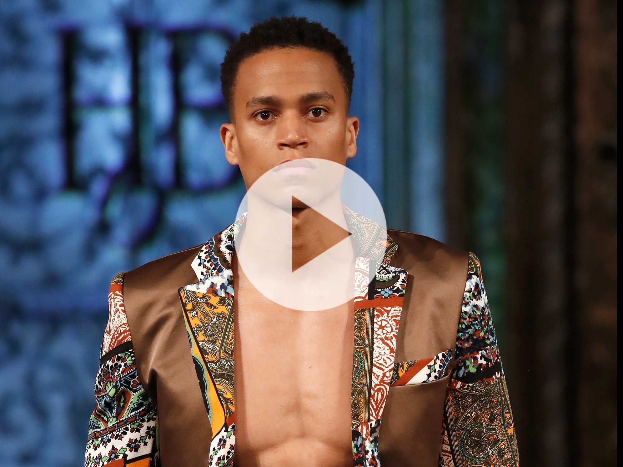 Watch the Runway: House of Byfield at New York Fashion Week
