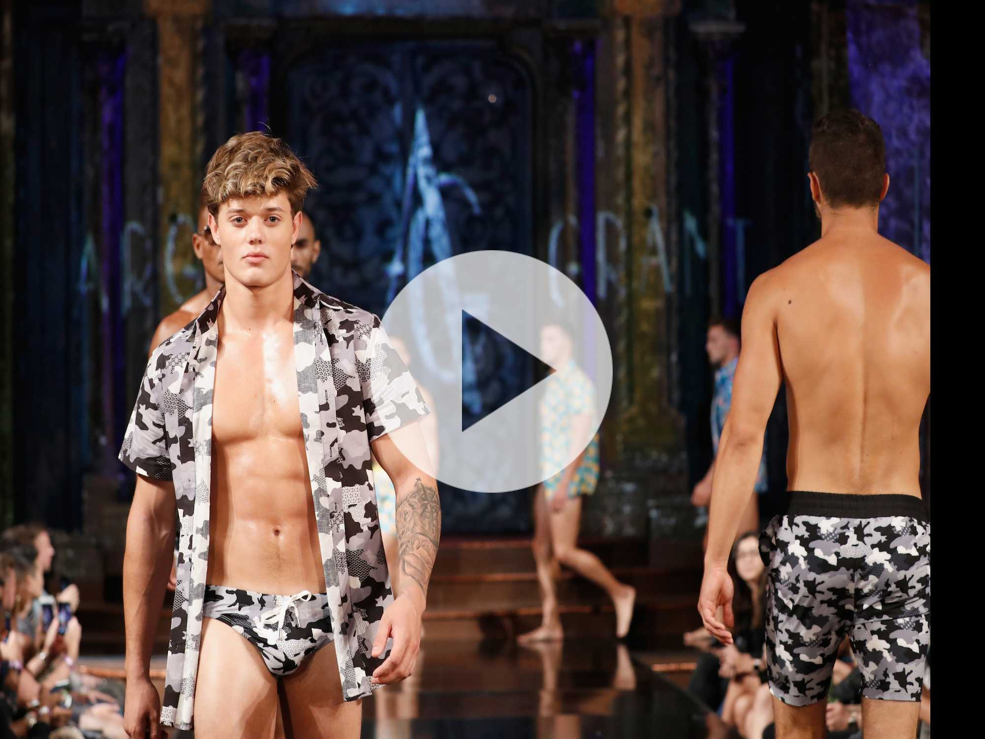 Watch the Runway: Argyle Grant at New York Fashion Week