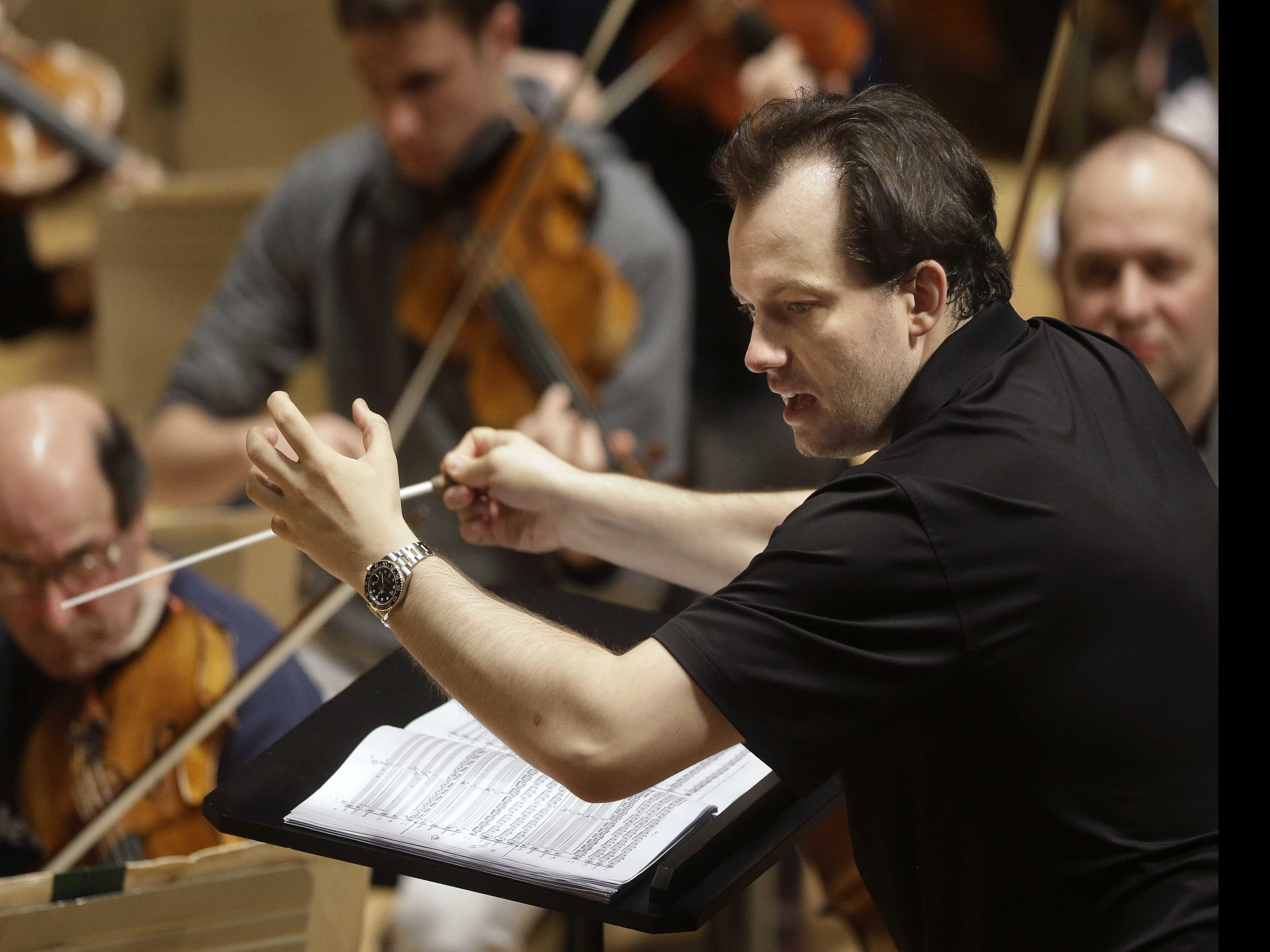 'Show Must Go On:' Stranded In Europe, Orchestra Improvises