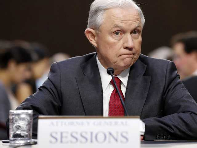 Trump Rips Sessions: 'I Don't Have an Attorney General'