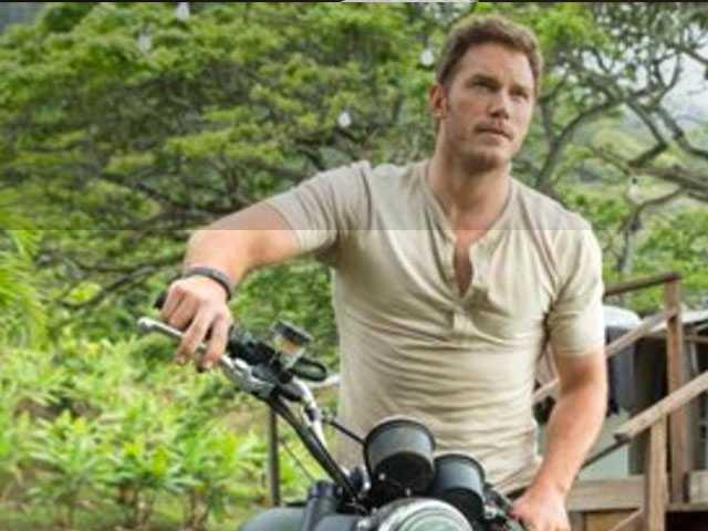 Q&A: Chris Pratt on Running on Screen, Tom Cruise, Religion