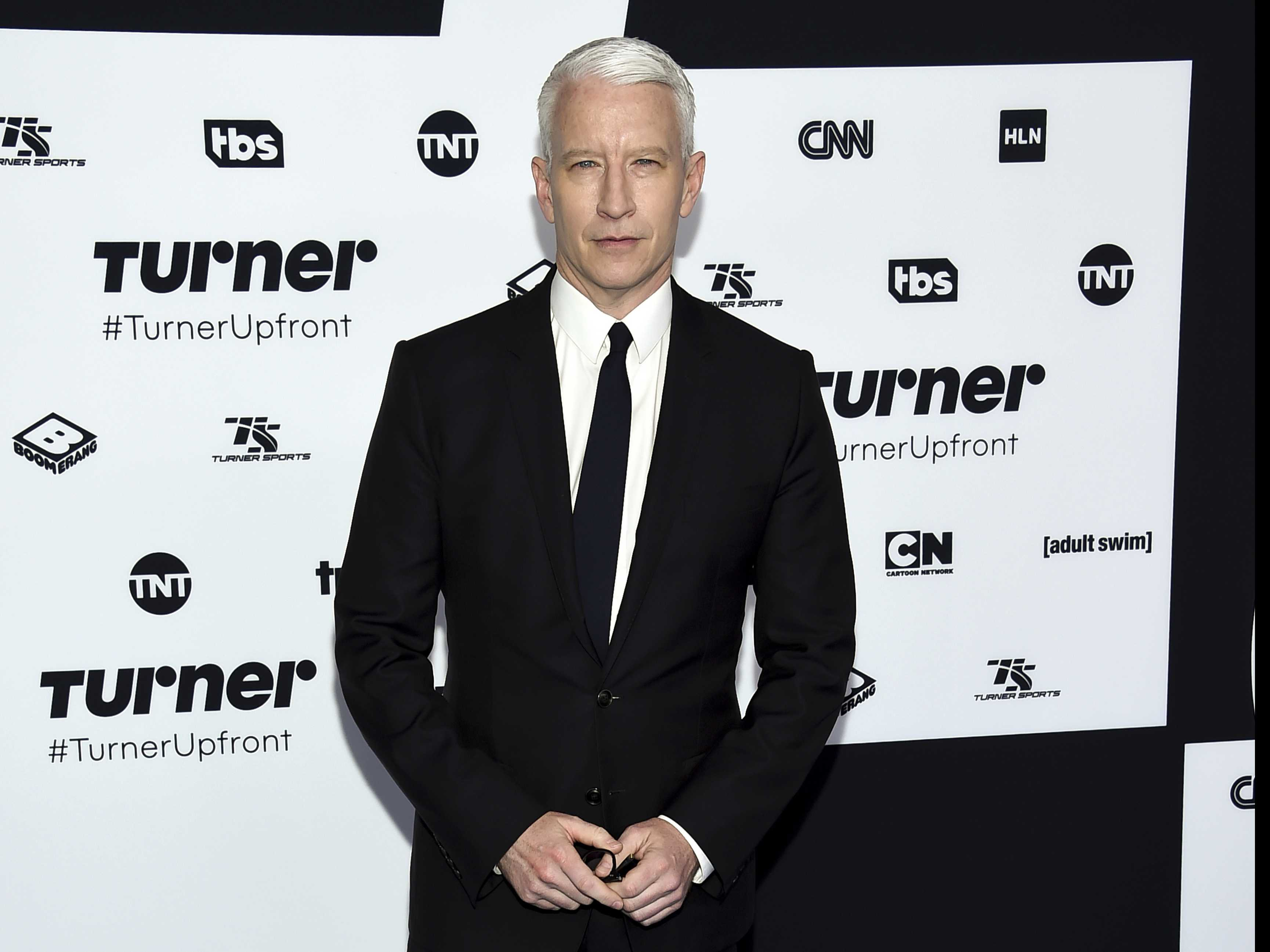 NOT REAL NEWS: Anderson Cooper Didn't Fake Flood Broadcast