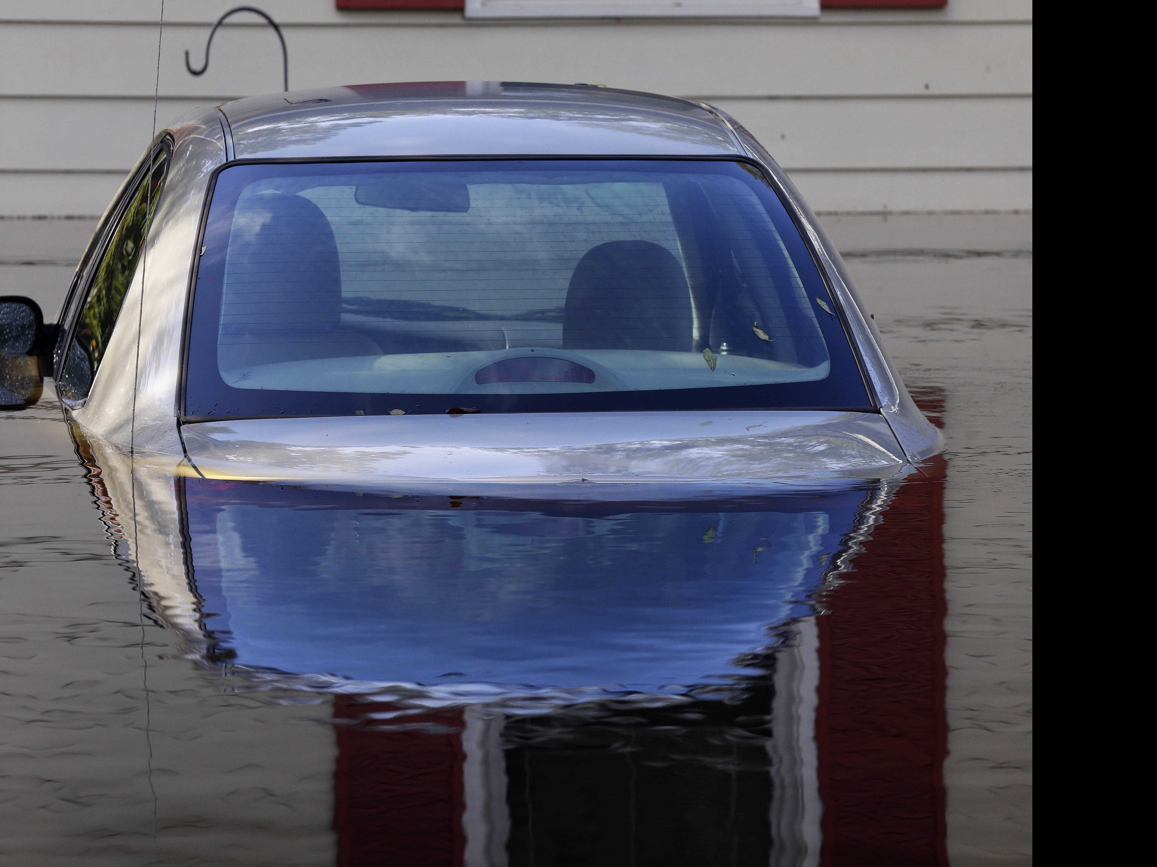 Thousands of Cars Will Be Damaged by Florence's Floods
