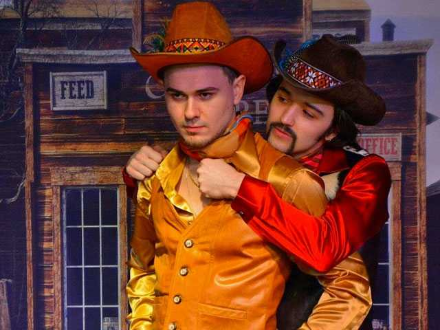 Missed 'Brokelahomo!'? Gold Dust Orphans Show Returns to Boston Prior to NYC