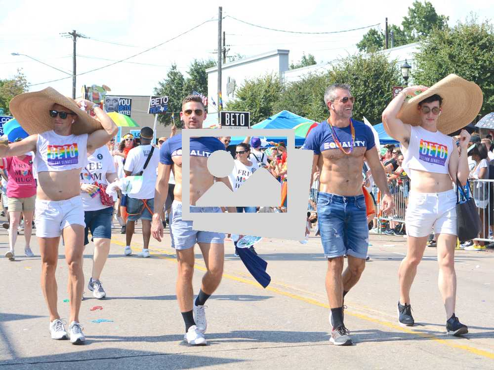 Dallas Pride Parade Part Two :: September 16, 2018