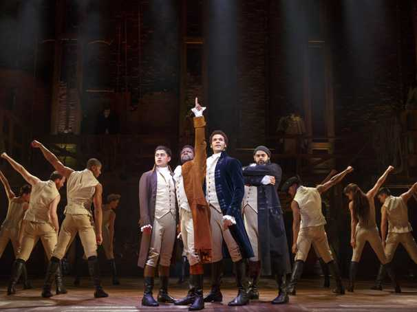 Review :: Hamilton