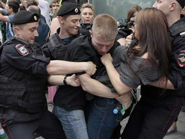 No Help for Russian Gays from the Authorities