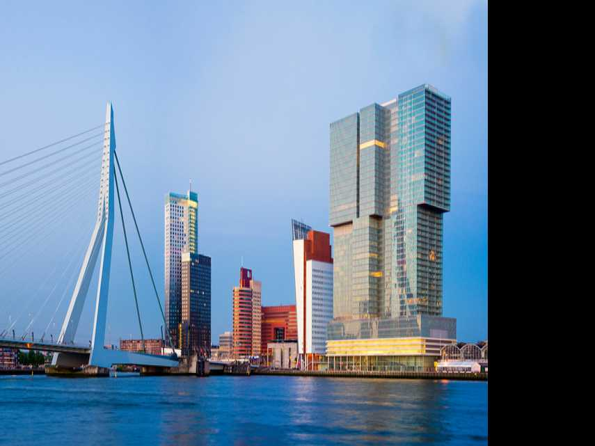 Cruise Ship Moors in Rotterdam with Dozens of Ill Passengers
