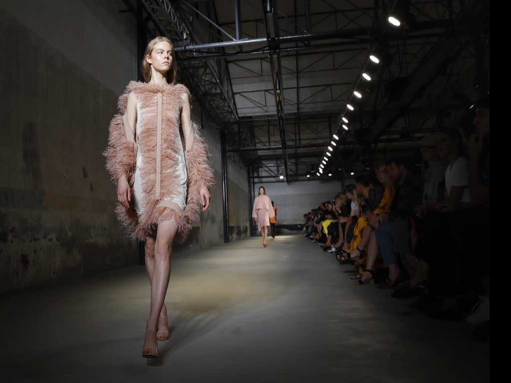 Milan Fashion Week Returns with Optimism and Elegance