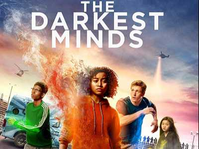 Review :: The Darkest Minds
