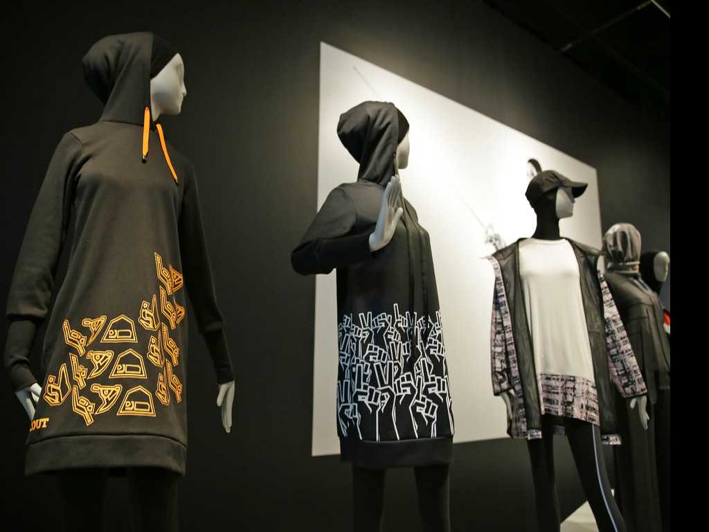 San Francisco Museum Shows Off Modern Muslim Women's Fashion
