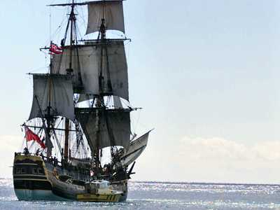 Researchers Say They're Closing in on Captain Cook's Ship