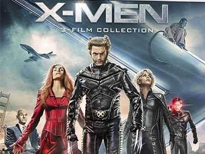 Review :: The X-Men Trilogy