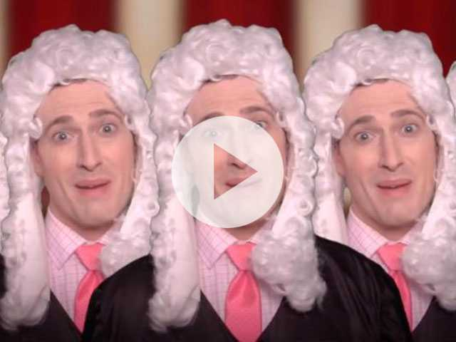 Watch: Randy Rainbow Blasts Kavanaugh with Hilarious New Song