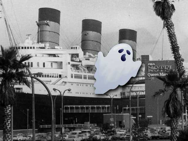 Very Scary? A Night in the Queen Mary's Haunted Room B340
