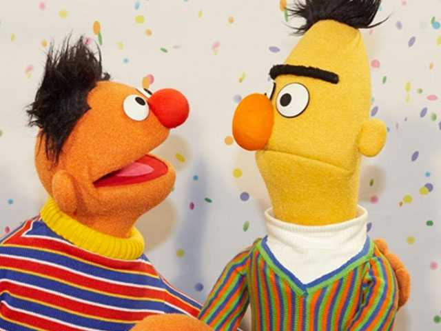 Gay Like Me. 'Sesame Street' Writer Mark Saltzman on the Bert and Ernie Controversy