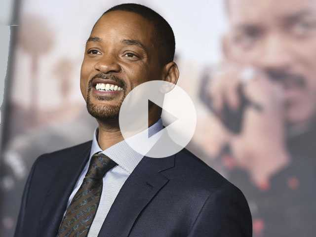 Watch: Will Smith Marks 50th Birthday with a Leap Near Grand Canyon