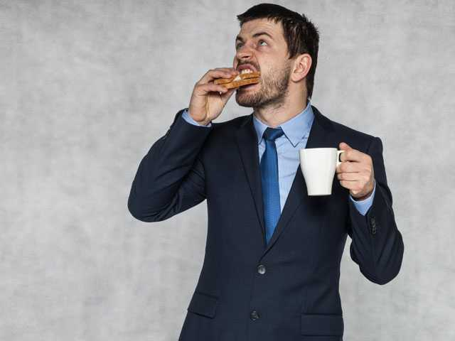 Study Shows Most Americans Aren't Eating 3 Meals Per Day