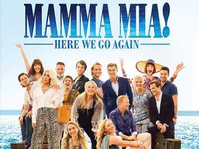 Review :: Mamma Mia! Here We Go Again