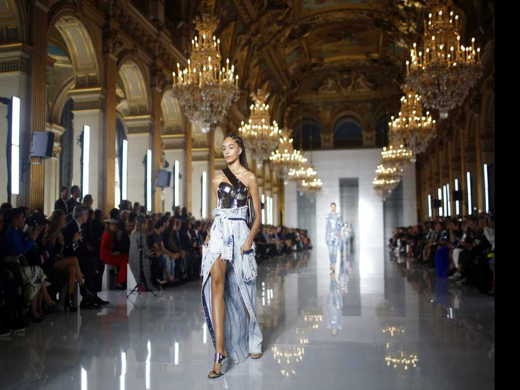 More From Paris Fashion Week