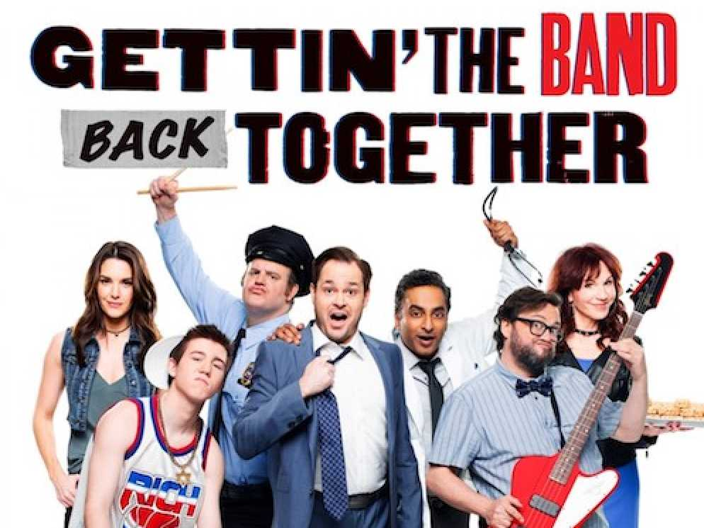 Review :: Gettin' The Band Back Together - Original Broadway Cast Recording