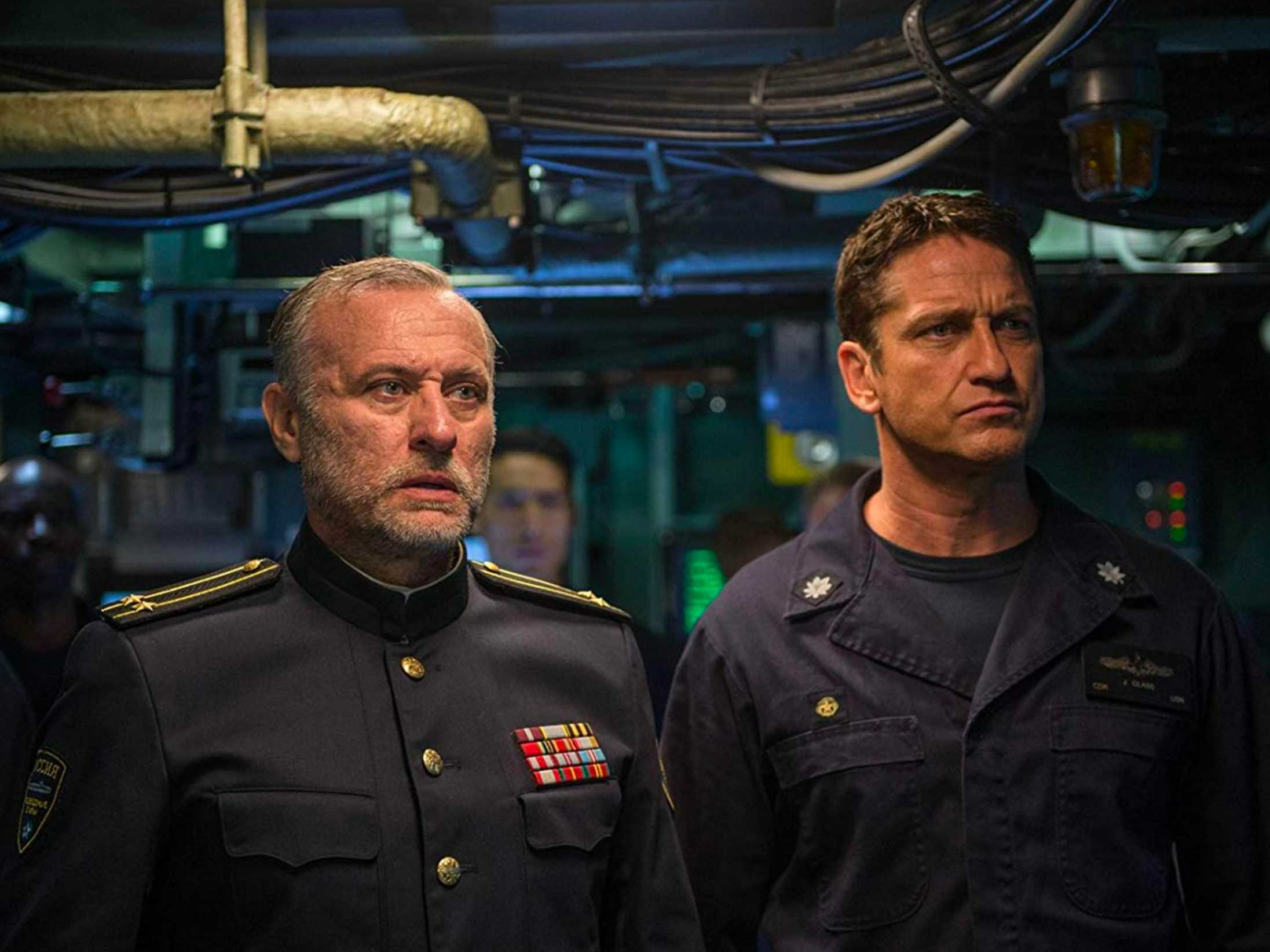 Review :: Hunter Killer