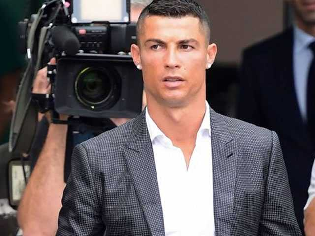 Cristiano Ronaldo Denies Rape Accusations on Social Media